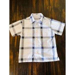Arizona Jean Co  Button Down Short Sleeves Shirt